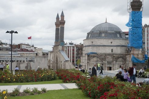 Çifte Minare, Sivas