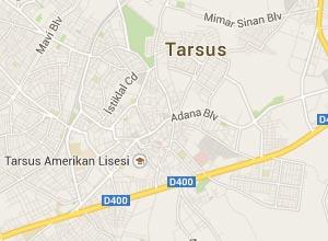 Tarsus Haritası