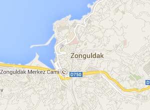 Zonguldak Haritası